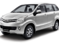 Rental Toyota Avanza