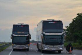 Rental Bus Putra Mulya 2017